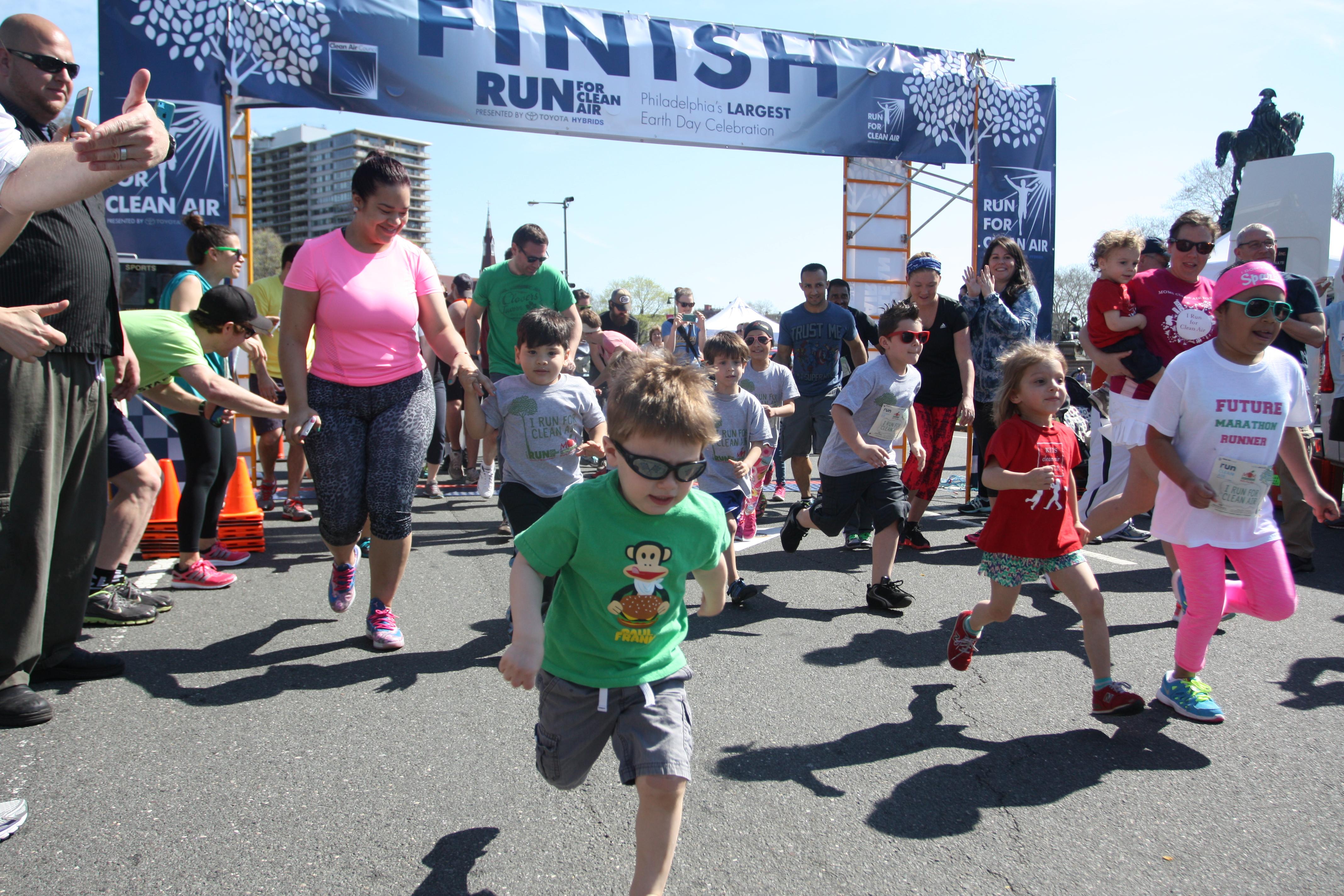Run-Kids Running